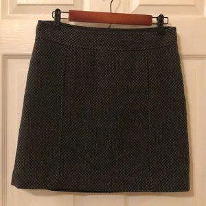 Loft Wool Skirt - Sz 2